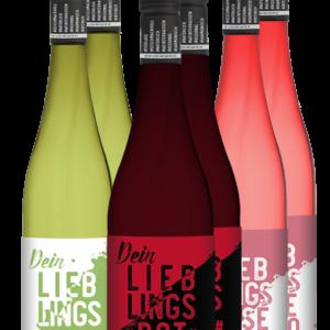 Weinpaket Lieblingswein – Dein Lieblingswein-Paket