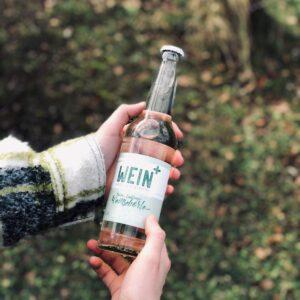 Dein Lieblingswein – Wein+ Schorle 0,33l Riesling/Rosé