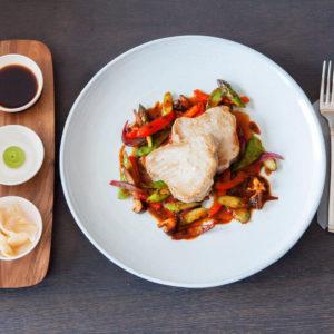 PLAT DU JOUR -Das Mittagessen in der Brasserie