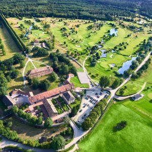 "Arrangement ""Schwitzer's meets Golfplatz Hofgut Scheibenhardt"""